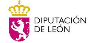 Logotipo de la Diputación de León